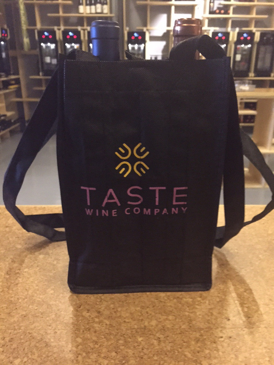 Wine Bag - 2 bottle