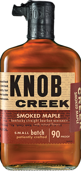 Knob Creek Smoked Maple Bourbon