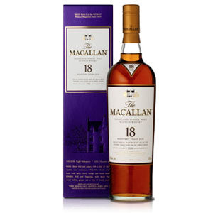 The Macallan 18 Sherry Cask