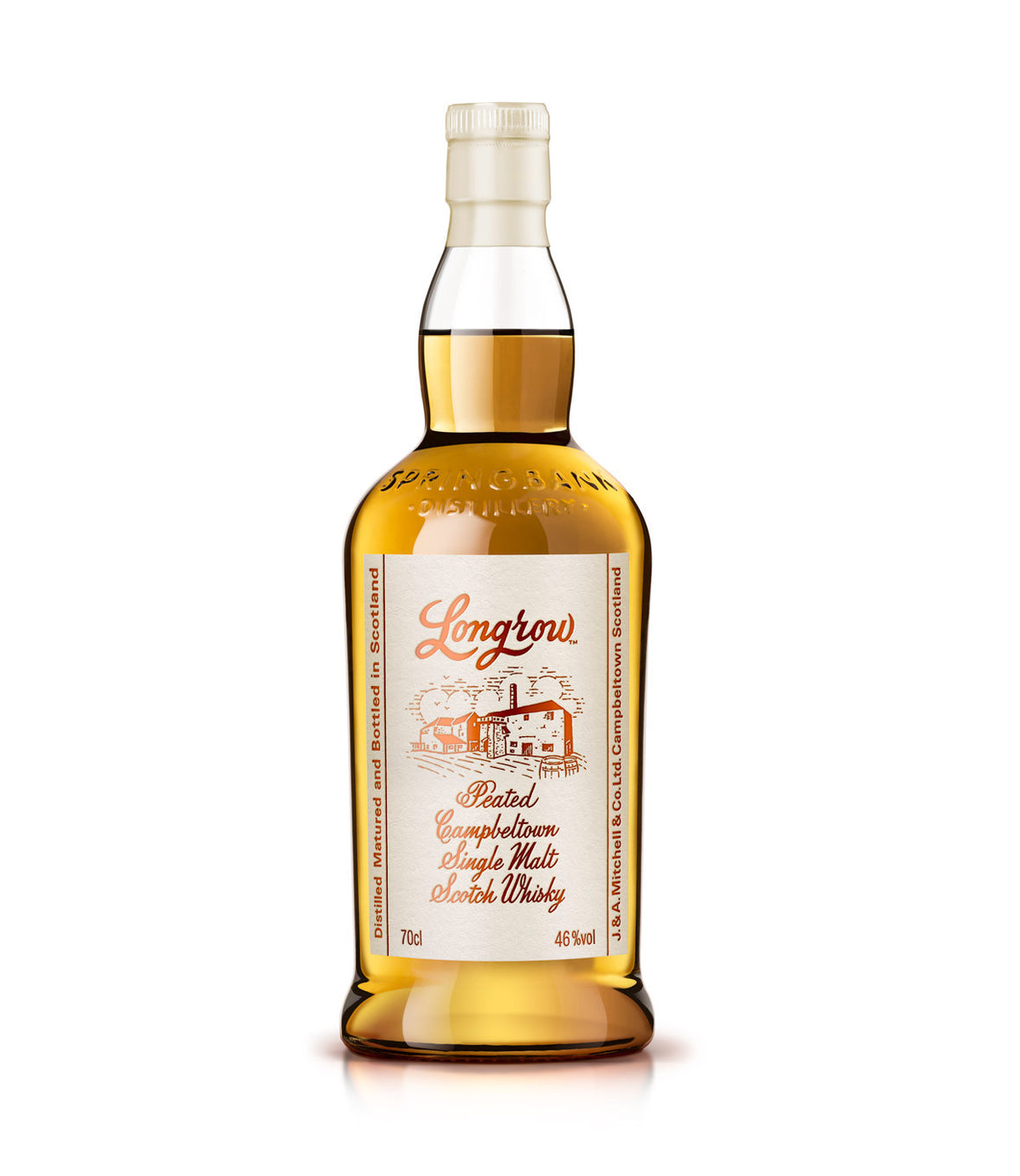 Longrow Peated Scotch