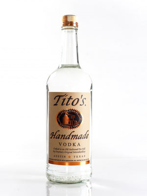 Tito's Handmade Vodka 750ml