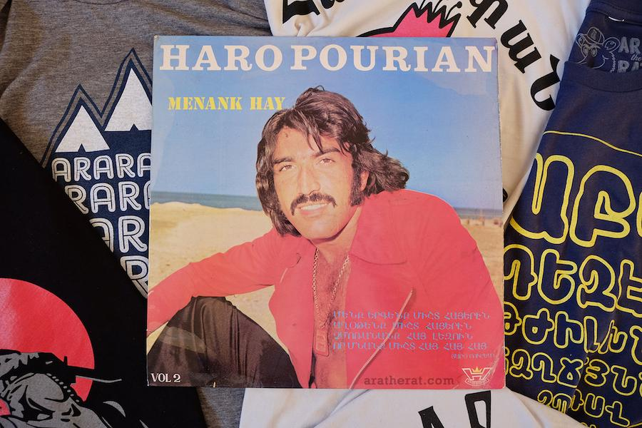 Hye Superstars: Armenian pop records of yesteryear