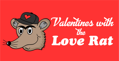 Love Rat's Valentines Gift Guide