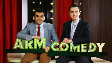 'ArmComedy' Duo Changing Armenia One Laugh at a Time