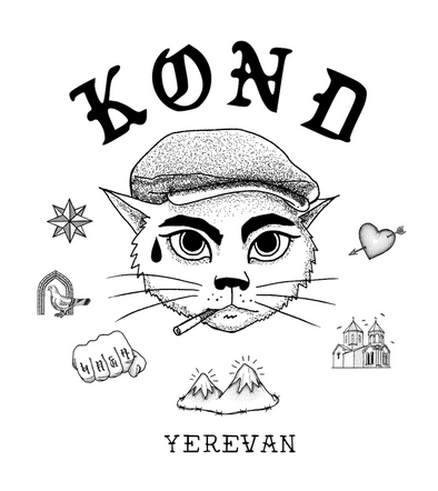 Ara The Rat x Kond Gallery Collaborate to Revitalize Yerevan's Oldest Neighborhood