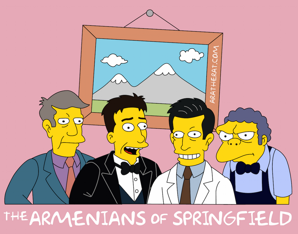 The Armenians of Springfield