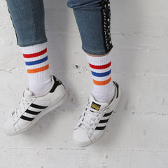 Armenia Stripe Socks