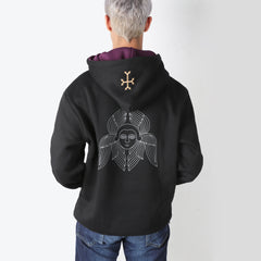 Ratolicos Embroidered Holy Hoodie Sweatshirt