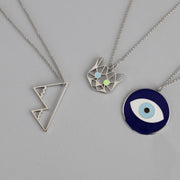 Evil Eye Medallion
