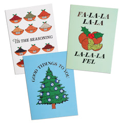 Kebabylon Christmas Card Set