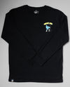 VOSKI ARA - Dave Setrakian X Ara the Rat collaboration - Long Sleeve T-Shirt
