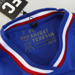 FC Ararat 73 Soviet Cup Retro Football Shirt