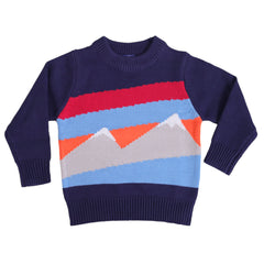 TODDLER Mount Ararat Knitted Sweater