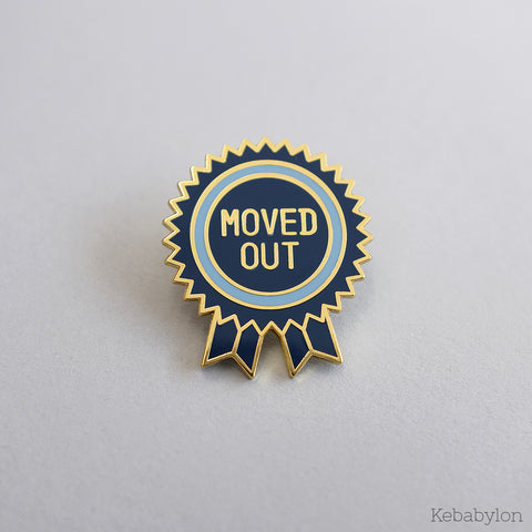 KEBABYLON / Lifetime Achievement Award Pin