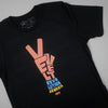 Velvet Revolution Commemorative T-Shirt - Black - UNISEX & WOMEN'S