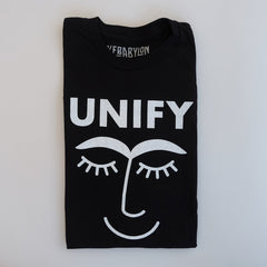 KEBABYLON / Unify T-Shirt - Black - UNISEX