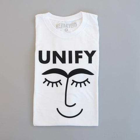 KEBABYLON / Unify T-Shirt (White)