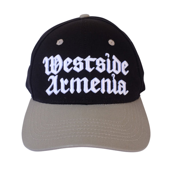 Westside Armenia T-Shirt - Black - UNISEX
