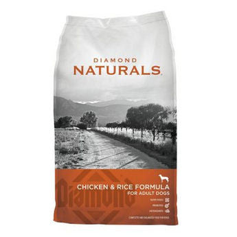 Diamond Naturals Chicken & Rice Adult Dog