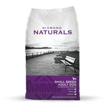 Diamond Naturals Small Breed Adult Dog C&R