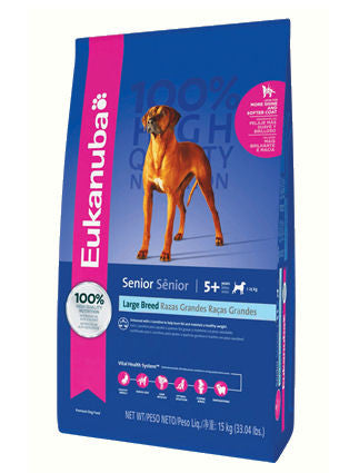 Eukanuba Senior Large Breed