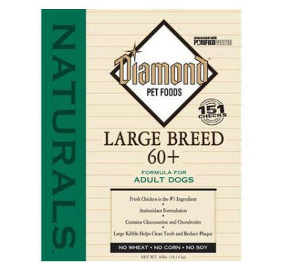 Diamond Naturals Large Breed 60+