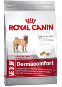 ROYAL CANIN Medium Dermaconfort 3.18 kg