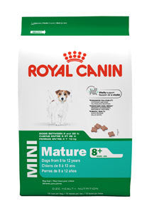 ROYAL CANIN Mini Mature+8  3 kg