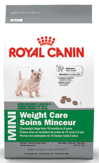 ROYAL CANIN  Mini Weight Care 28  - 1.1 kg
