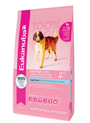 Eukanuba Weight Control Large Breed