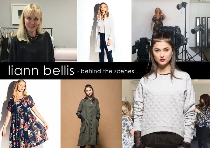 Behind the scenes with designer Leanne Greaves