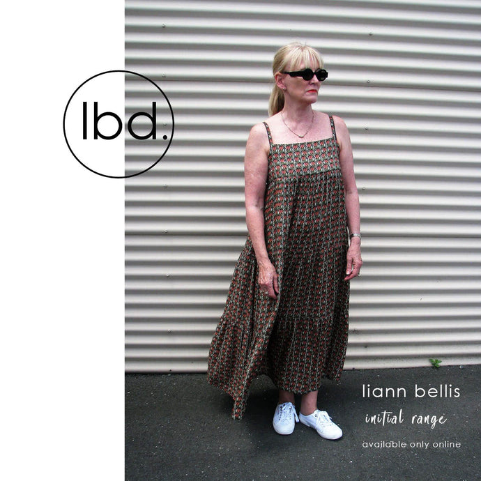 Introducing the New LBD Initials range by liann bellis