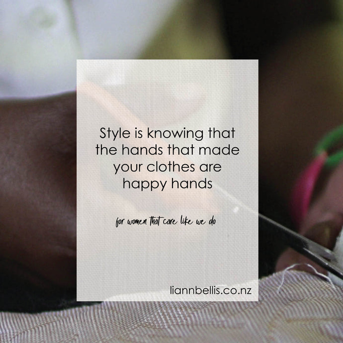 5 ways to know your clothing is ethically made