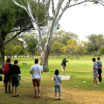 Your Guide To Disc Golf In Perth