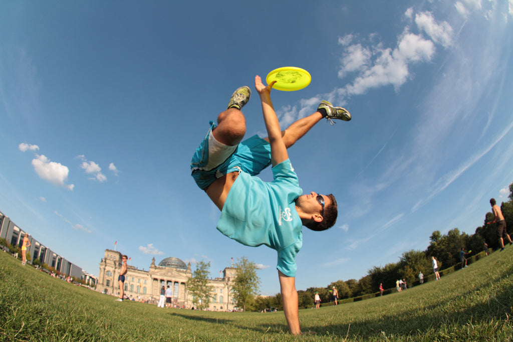 The Right Flying Disc for YOU