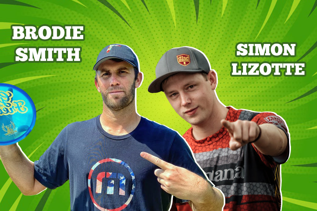 How Simon Lizotte and Brodie Smith Are Taking Ultimate and Disc Golf Fun to A New Level