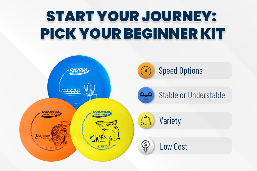 Start Your Journey: Pick Your Beginner Kit