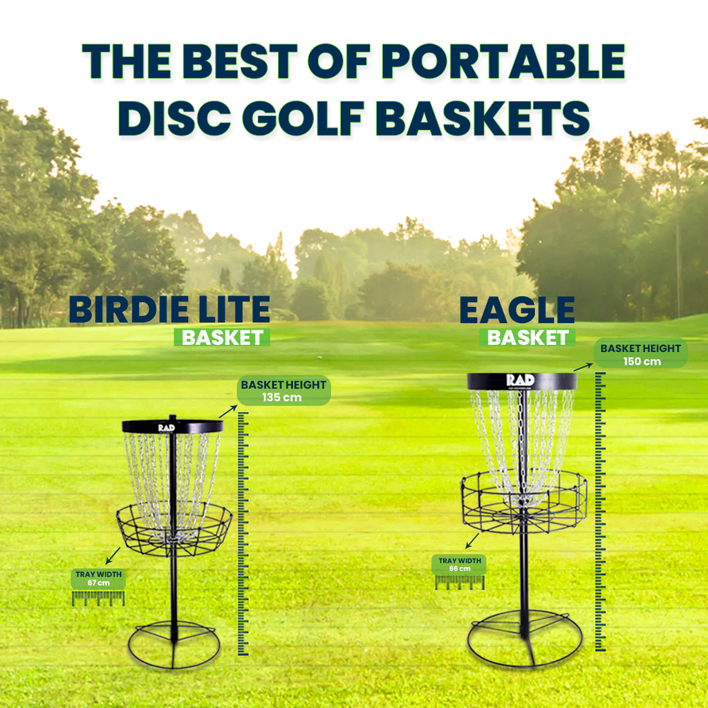 The Best of Portable Disc Golf Baskets