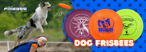 The Frisbee Shop Dog Discs Frisbees