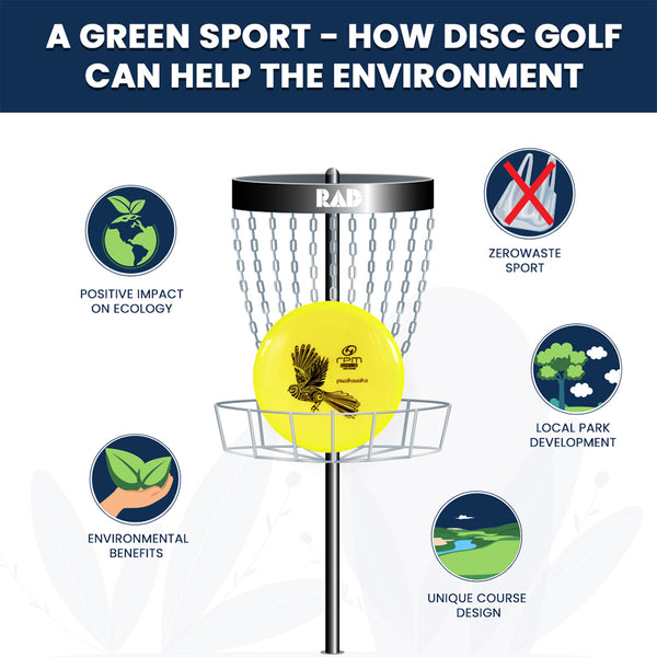 A Green Sport - How Disc Golf Can Help the Environment