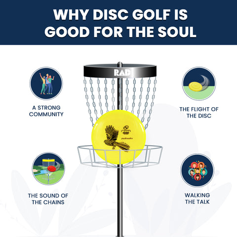 Why Disc Golf Is Good for The Soul