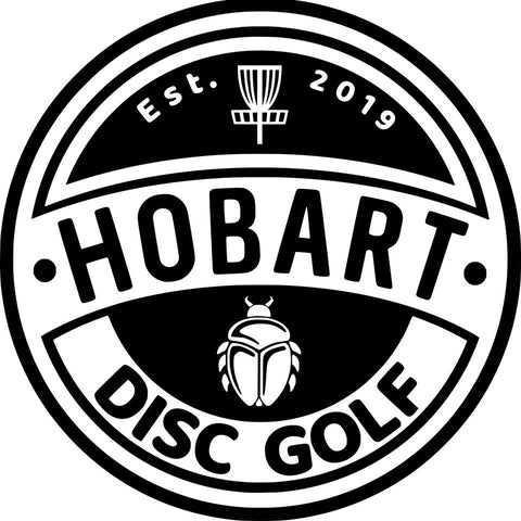 an image of Hobart Disc Golf logo