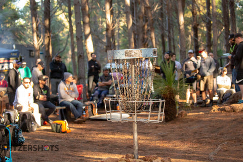 Disc Golf Perth Open 2018