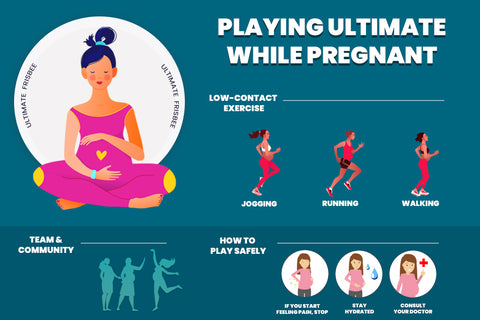Join the Team: Ultimate While Pregnant