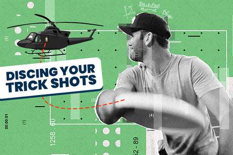 Discing Your Trick Shots