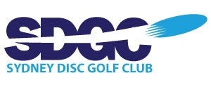 sydney disc golf club logo