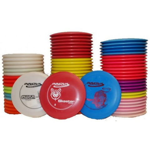 Disc Golf Starter Kits pack Innova 3 Disc Sets