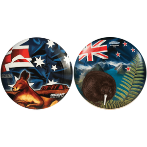 Aussie & Kiwi Discraft Ultra-Star Two Pack