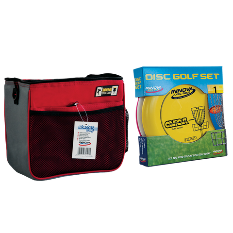 Image of Disc Golf Starter Combo Pack