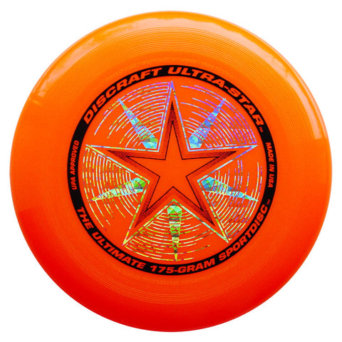 Image of 20 Pack Discraft Ultra-Star | Championship 175g Ultrastar Ultimate Frisbee Disc